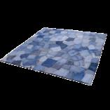 Kvadratisk tæppe flere størrelser