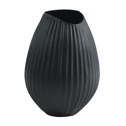 Dark long vase